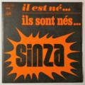ORCHESTRE SINZA - il est né... (afro) - 45T (SP 2 titres)