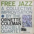 ornette coleman free jazz
