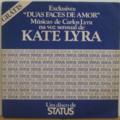 KATE LYRA - Quando chegares / romantica - 7inch (SP)