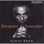 JACQUES LOUSSIER - Plays Bach - CD