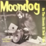 MOONDOG - On The Streets Of New York - 33T + Livre