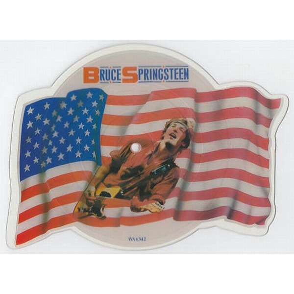 SPRINGSTEEN, Bruce I'm on fire - Born in the USA