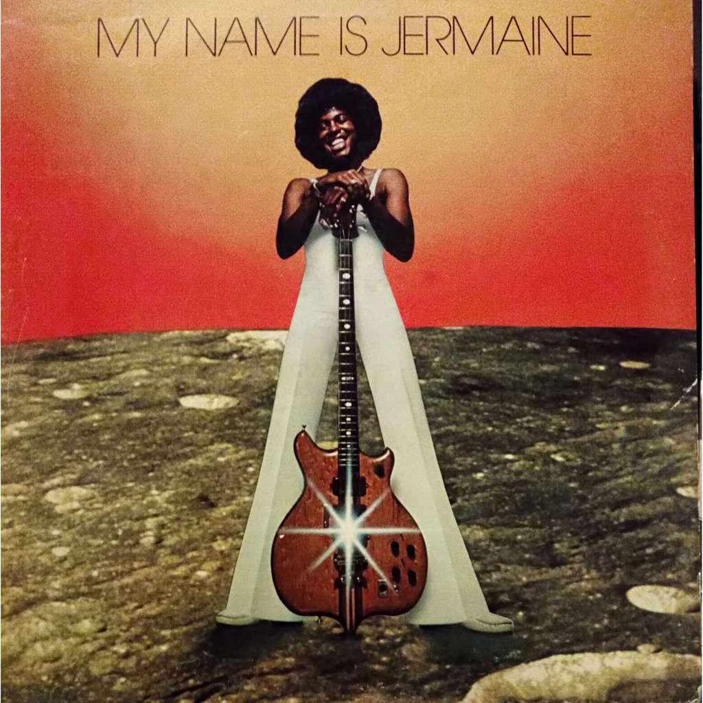 Jermaine Jackson My Name Is Jermaine