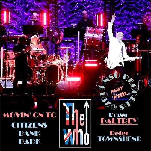 The Who Live in Philadelphia, PA 2019 May 25th LTD 2 CD