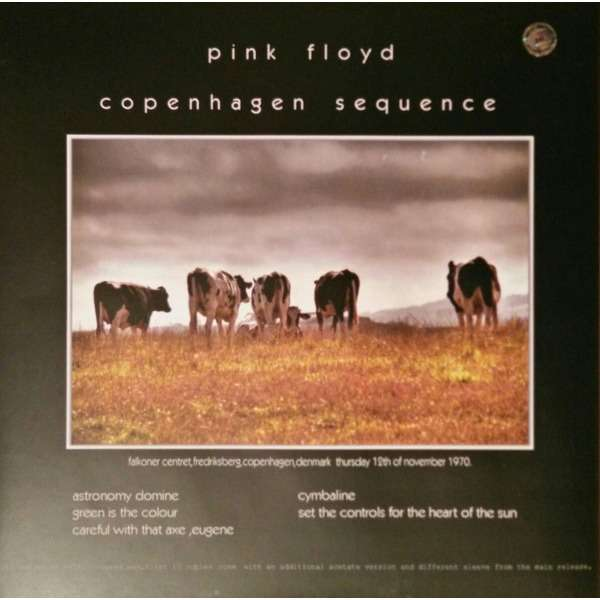 PINK FLOYD Copenhagen Sequence