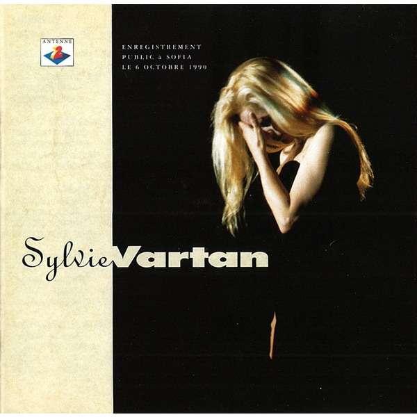 SYLVIE VARTAN ENREGISTREMENT PUBLIC.a sofia le 6 octobre 1990