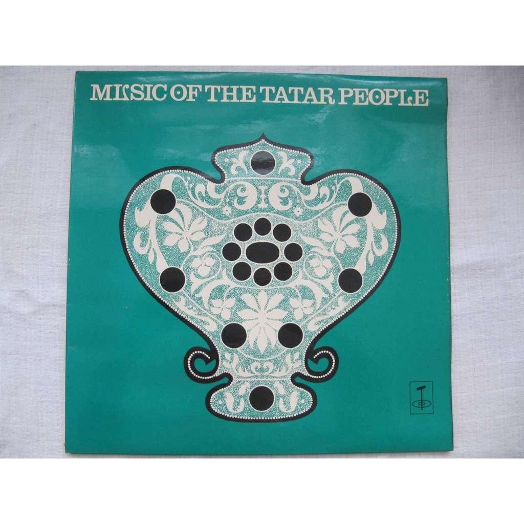 Various, László Vikár Music Of The Tatar People