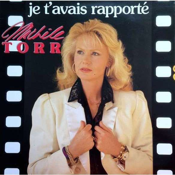 Michèle Torr Je t'avais rapporté