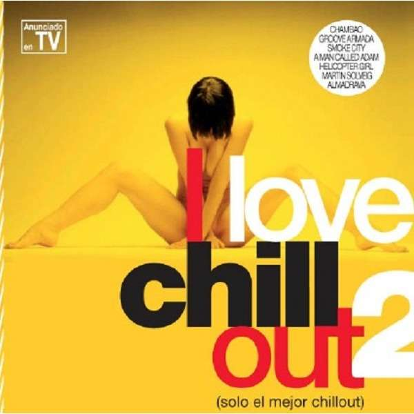 Varios I Love Chillout Vol.2 2 CD