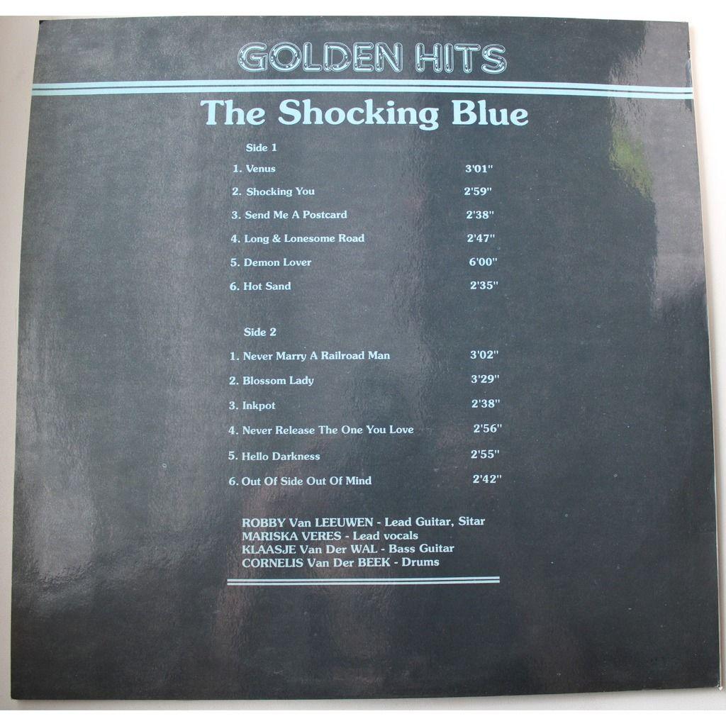 Shocking Blue Golden Hits