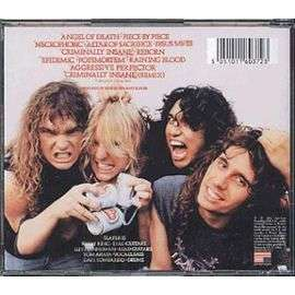 Slayer Reign in Blood [Expanded Edition]
