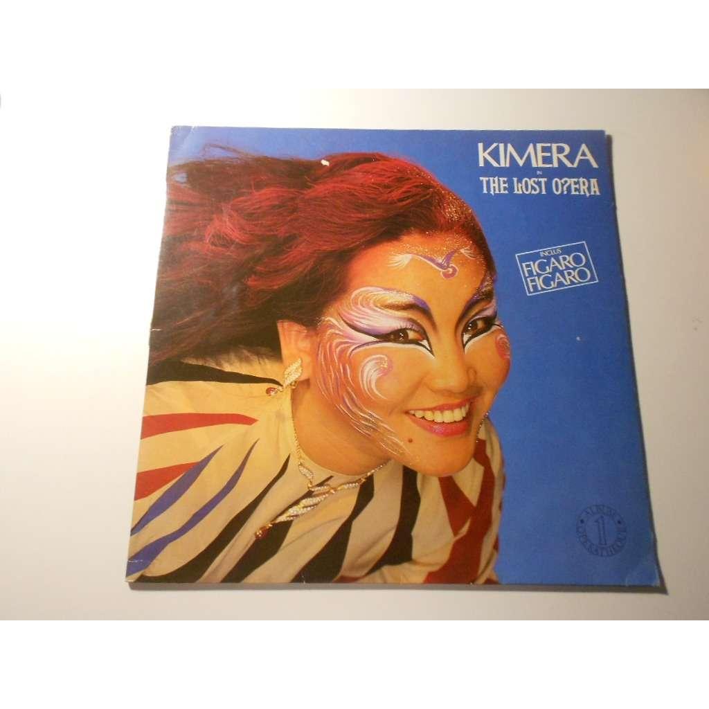 kimera the lost opera