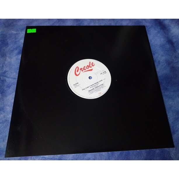 maxine singleton you can't run from my love( ext mix )/ club mix