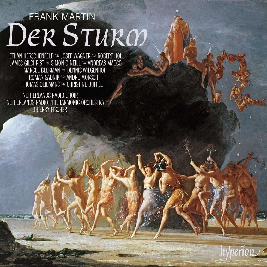Martin, Frank Der Sturm / Robert Holl, Josef Wagner, Christine Buffle, Netherlands RPO, Thierry Fischer