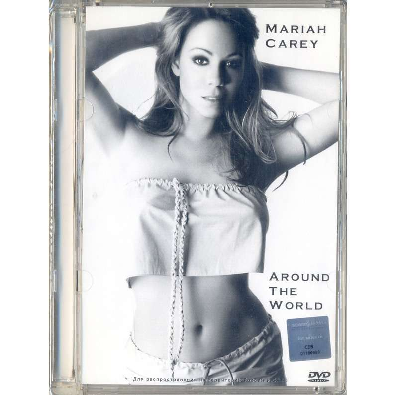Mariah Carey Around the world