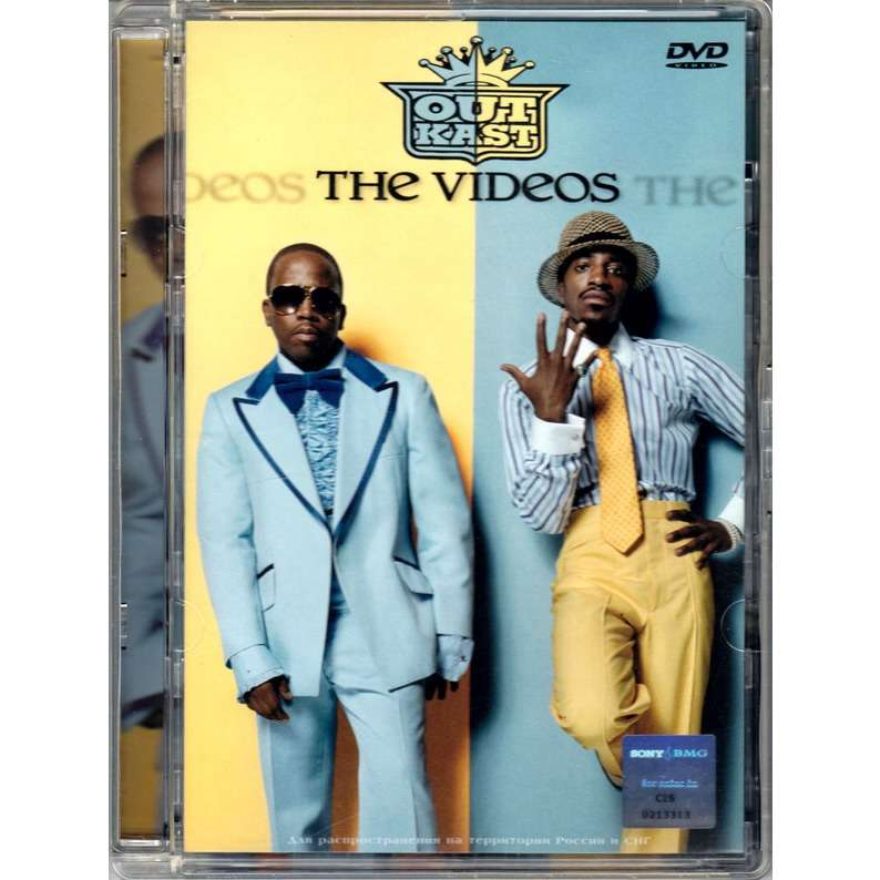 OutKast The Videos