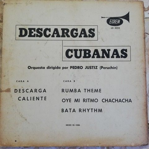 Peruchin Descargas Cubanas