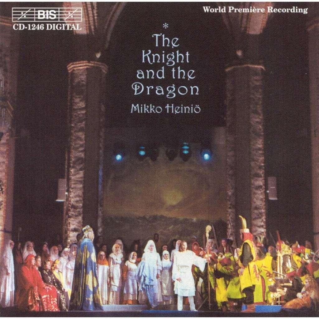 Heiniö, Mikko (1948-) The Knight And The Dragon / Juntunen, Hellekant, Appelgren, Alamikkotervo, Turku PO, Ulf Söderblom