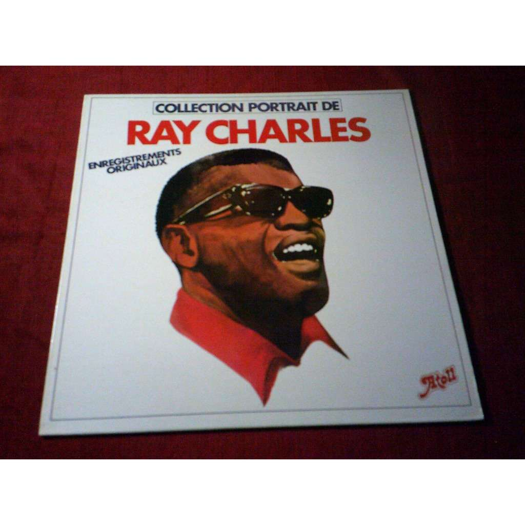 ray charles COLLECTION PORTRAIT DE RAY CHARLES
