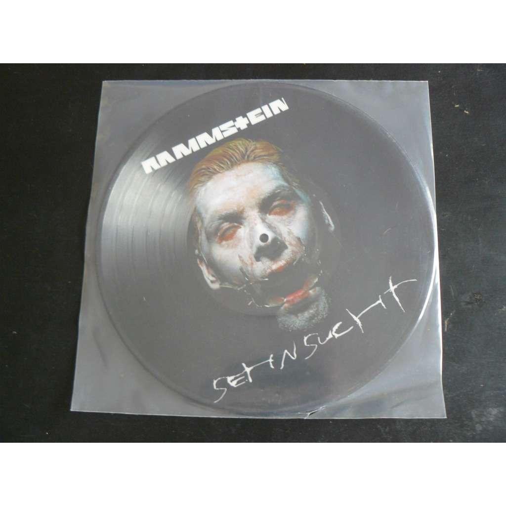rammstein Sehnsucht Picture Disc