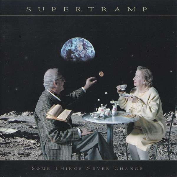 Supertramp Some Things Never Change (HDCD)