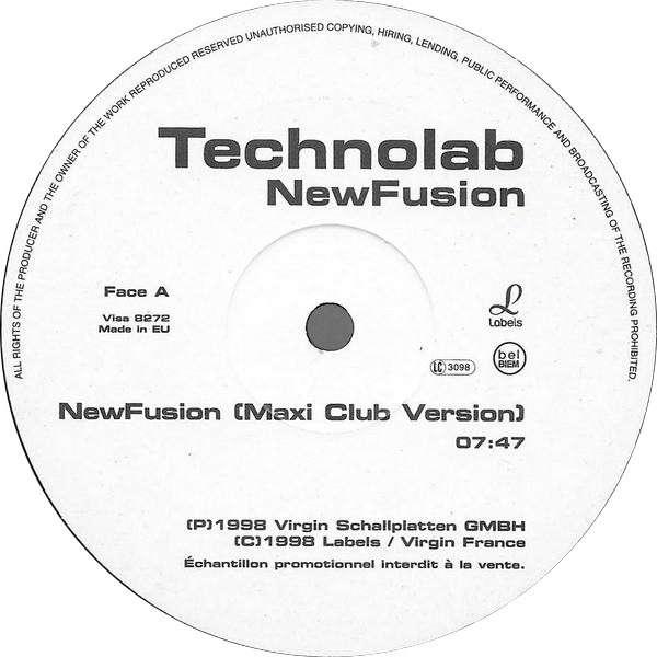 Technolab New Fusion