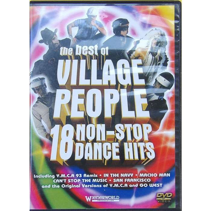 Village People The Best Of Village People (18 Non-Stop Dance Hits)