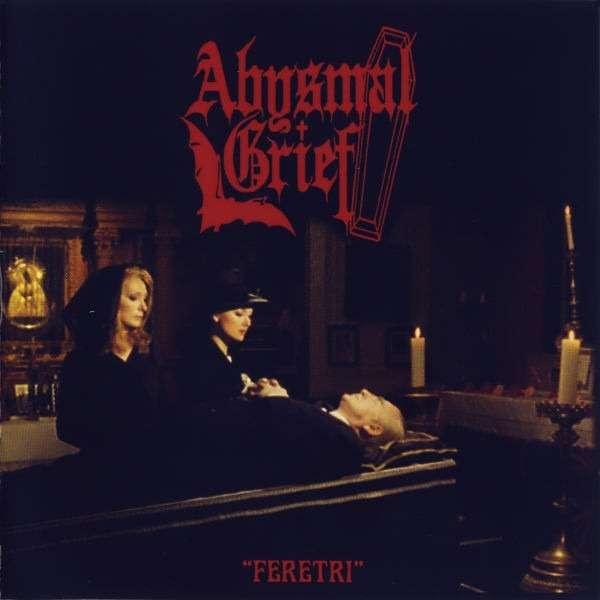 ABYSMAL GRIEF Feretri. Black Vinyl