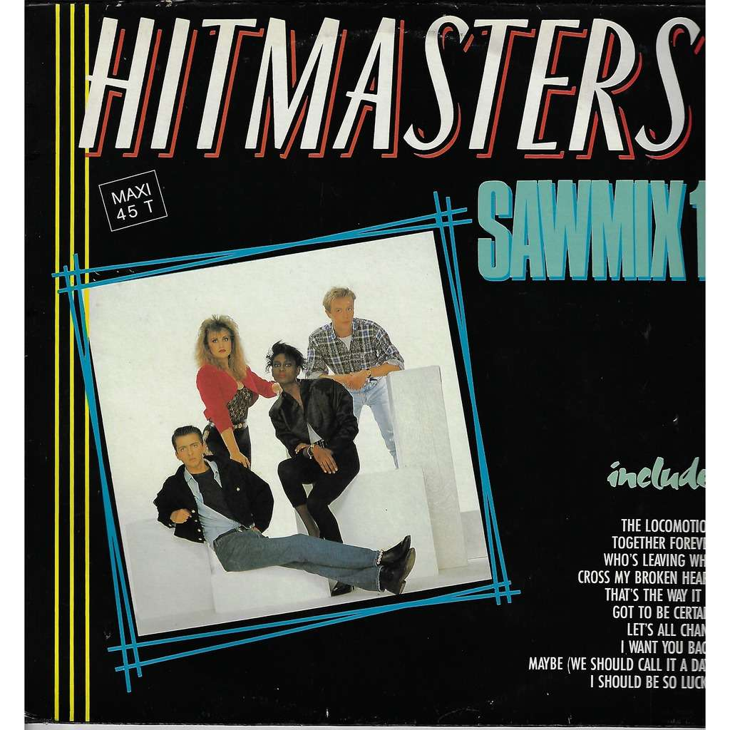 hitmasters sawmix1 / The main attraction