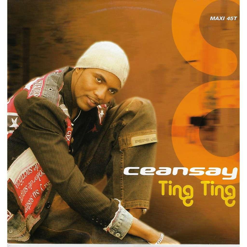 dj Halan and ceansay ting ting / Blabla