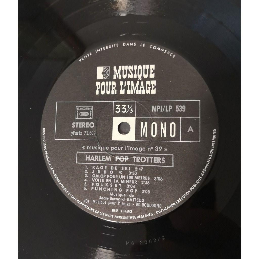HARLEM POP TROTTERS Musique pour l'image n° 39