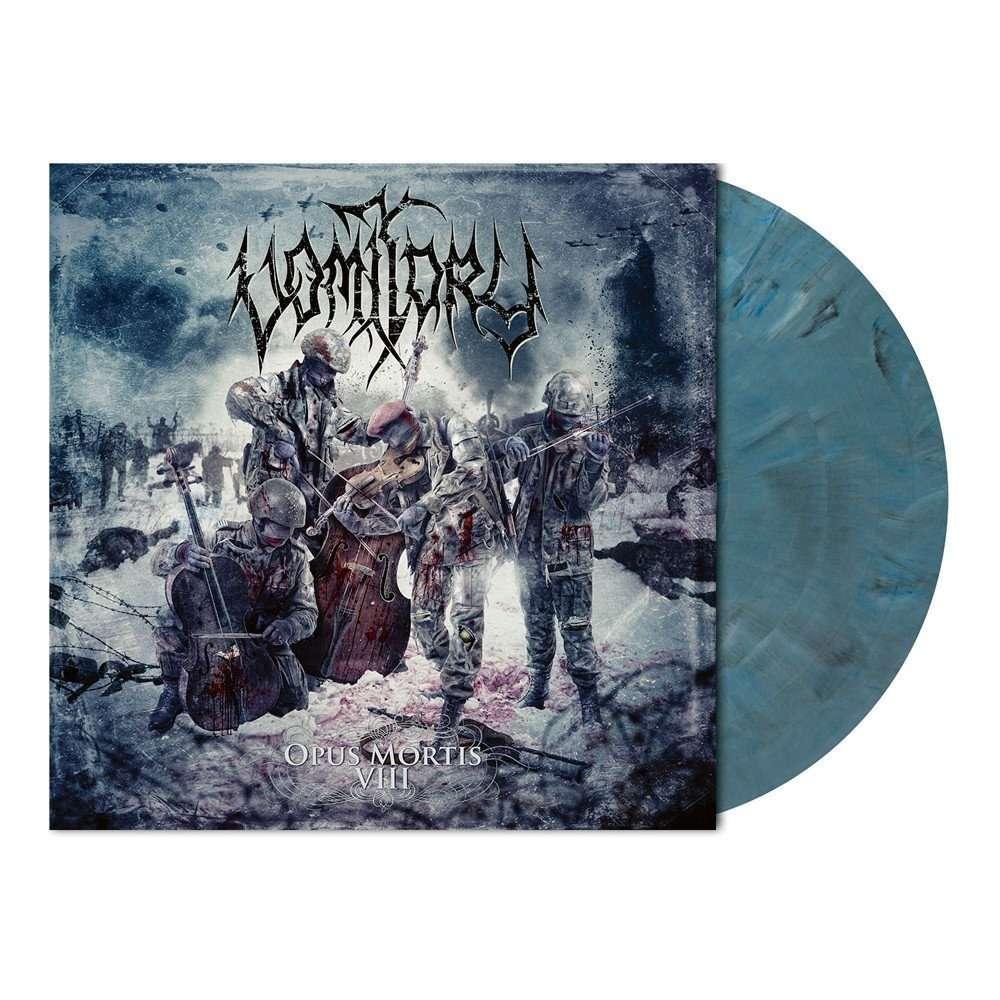 VOMITORY Opus Mortis VIII. Blue Marble Vinyl