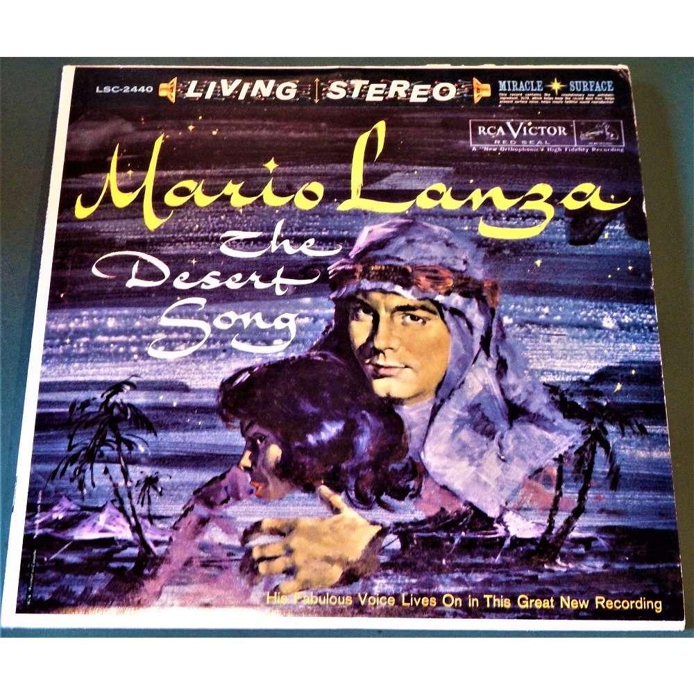 Mario Lanza 'The Desert Song'