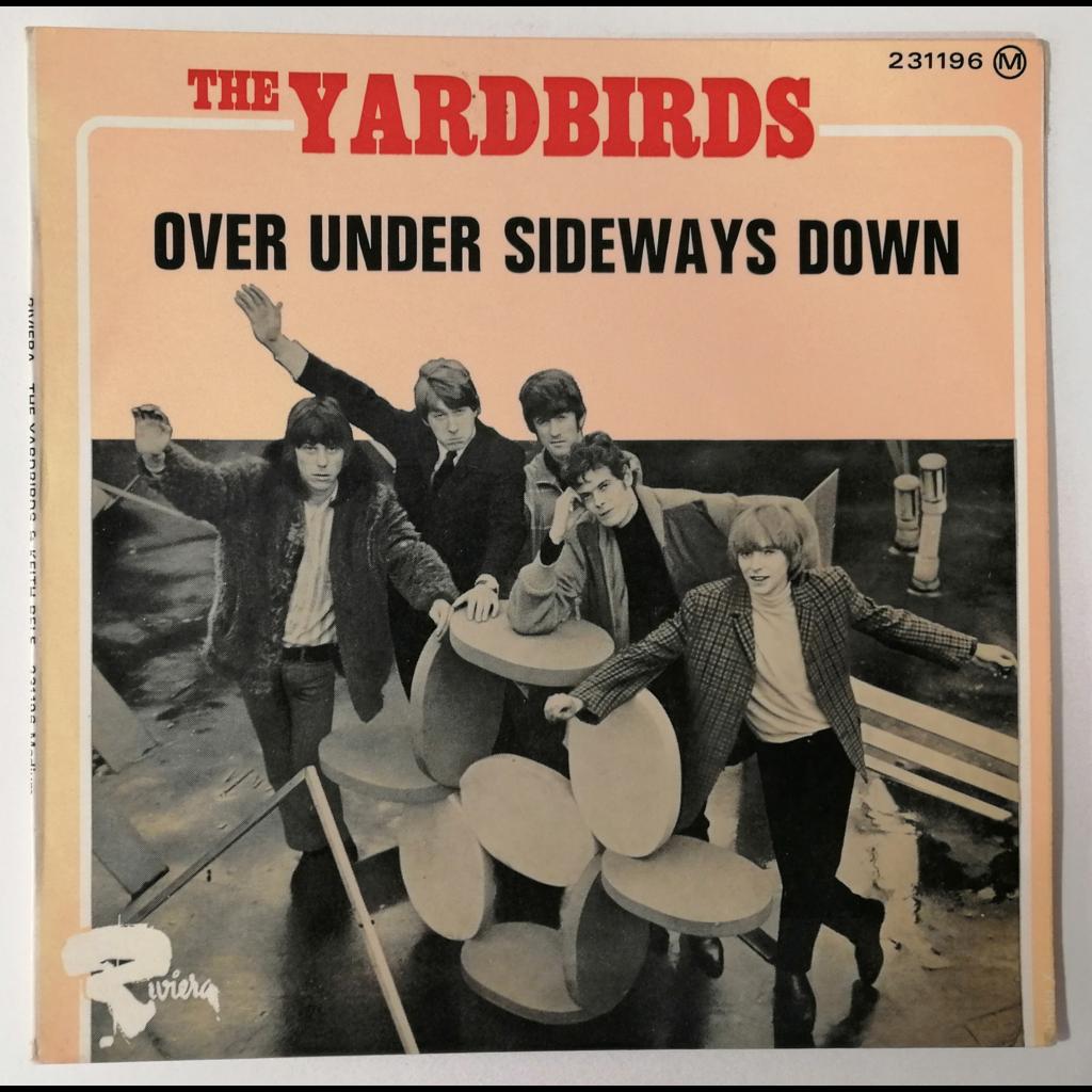 Yardbirds Over Under Sideways Down +3