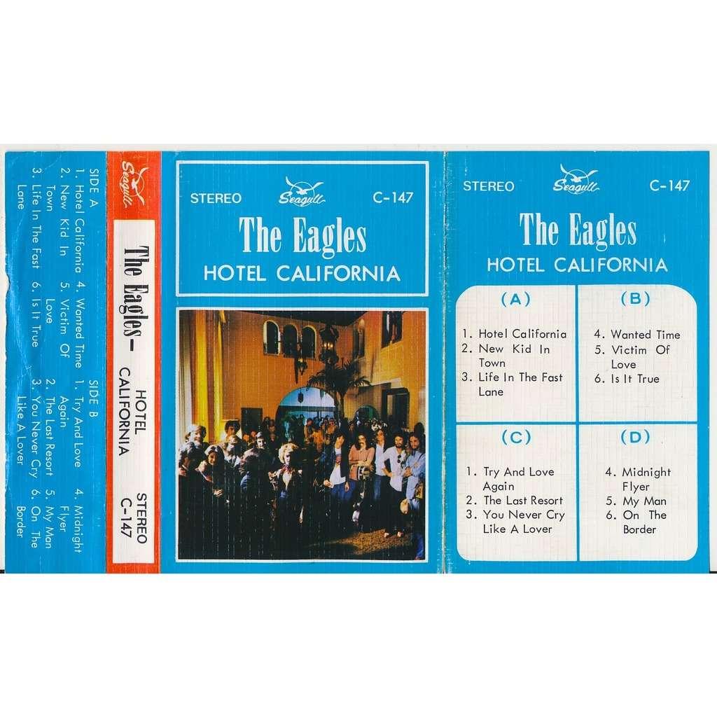 Eagles hotel california + bonus (On the border) compilation