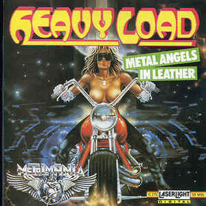 Heavy Load Metal Angels In Leather