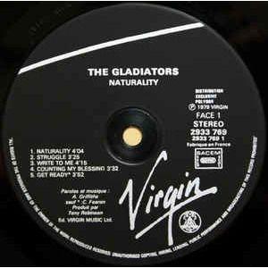 the gladiators naturality