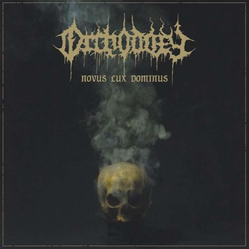 ORTHODOXY Novus Lux Dominus. Black Vinyl