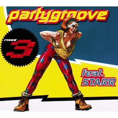 count 3 feat starr PARTYGROOVE (brooklyn mix)