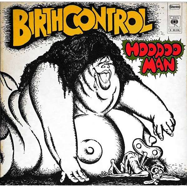 Birth Control Hoodoo Man