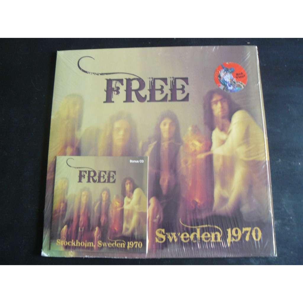 free Live Sweden 1970