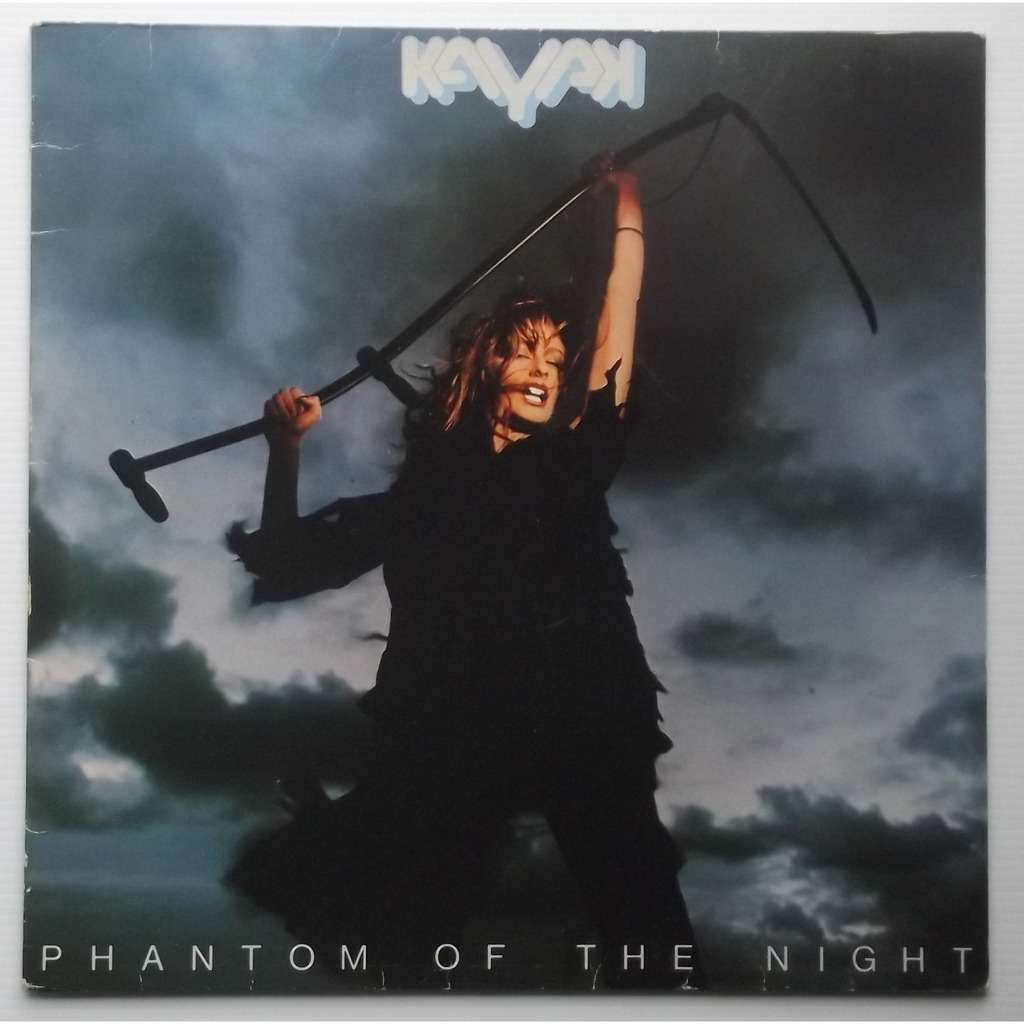 Kayak phantom of the night