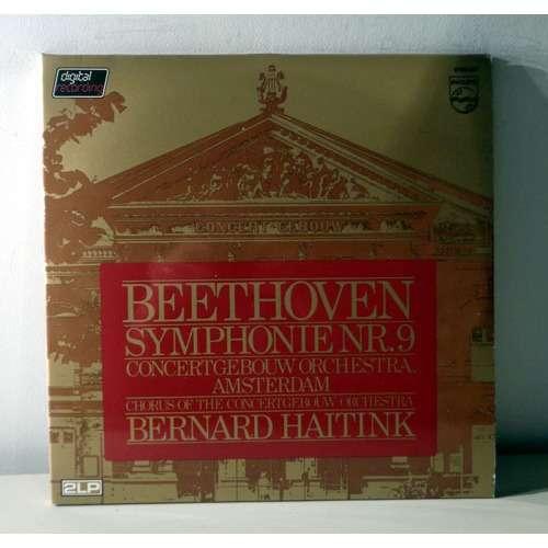 BERNARD HAITINK BEETHOVEN symphonie n°9 ( live recording )