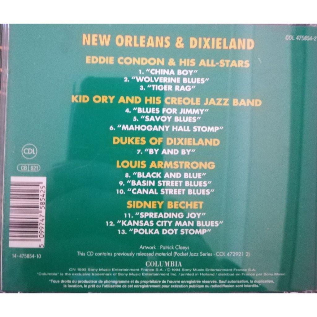 Various Jazz a tous les étages Vol. 4 New Orleans & Diexieland