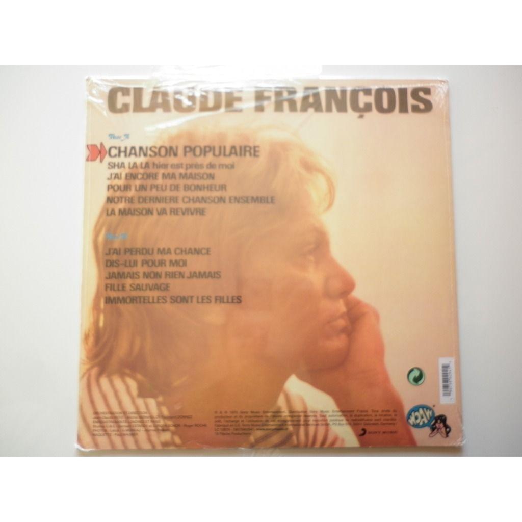 Claude François Chanson Populaire