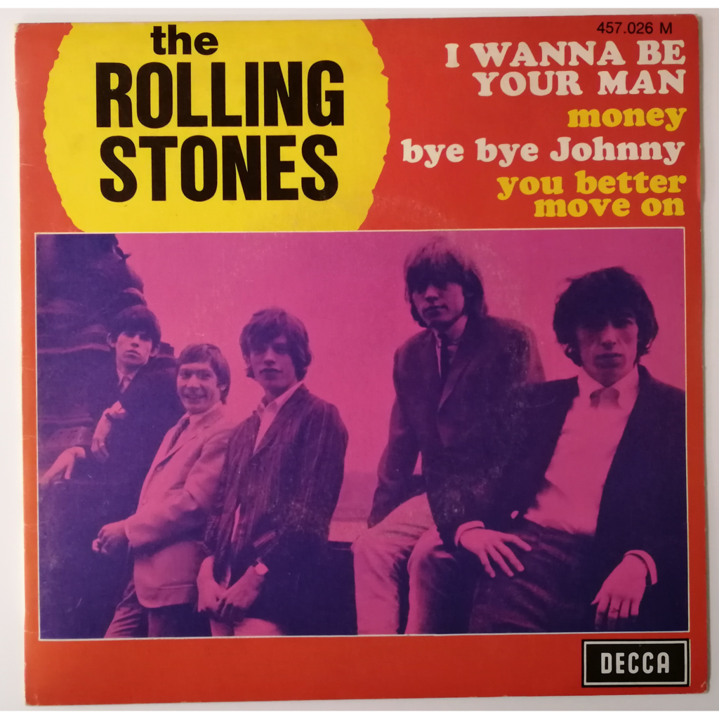 Rolling Stones I Wanna Be Your Man +3