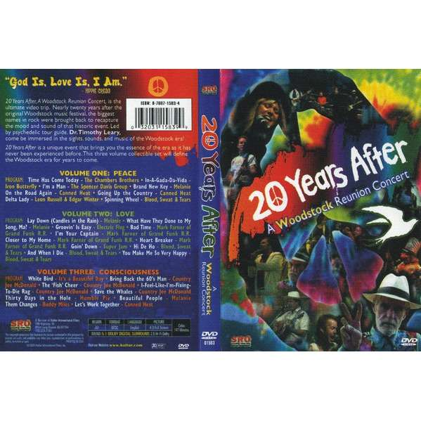 Various 20 Years After - A Woodstock Reunion Concert