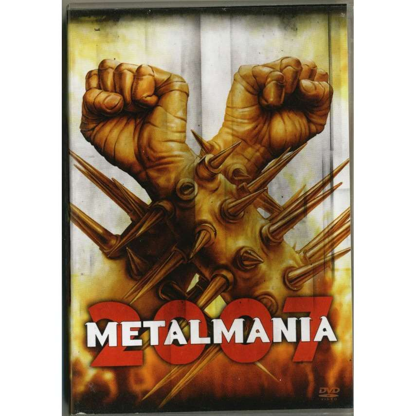 Various Metalmania 2007