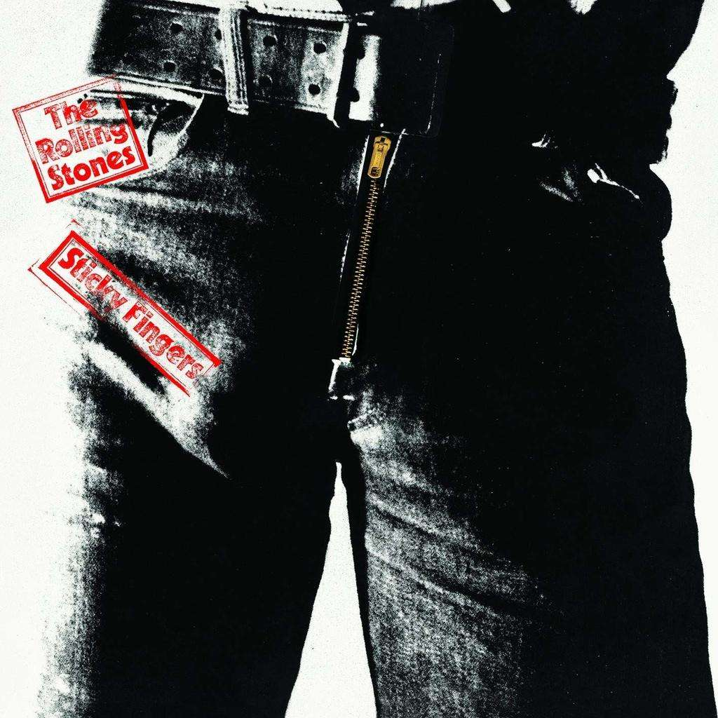 the rolling stones STICKY FINGERS (2 CD)