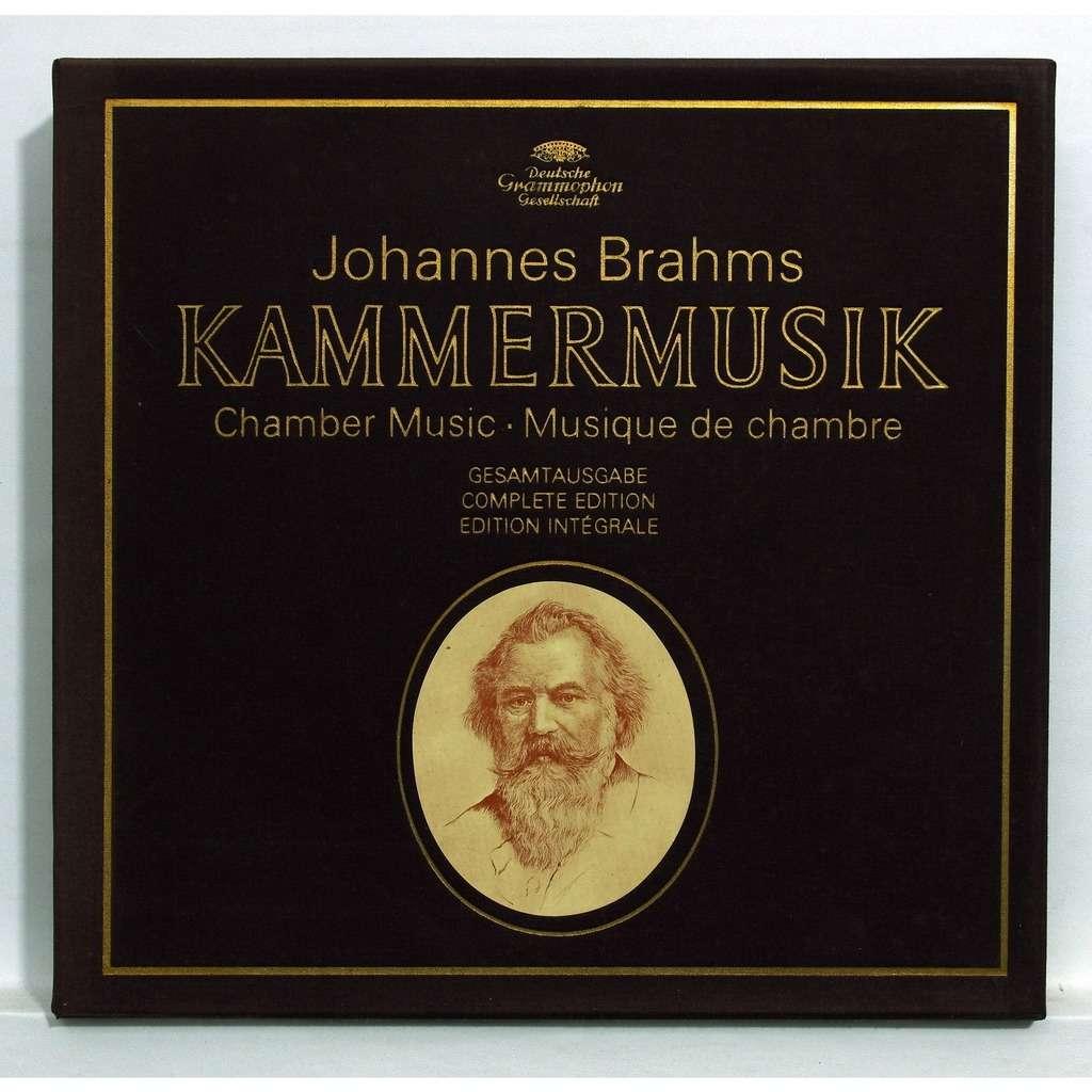 Amadeus Quartett / Christian Ferras / Fournier Brahms : Complete Chamber Music